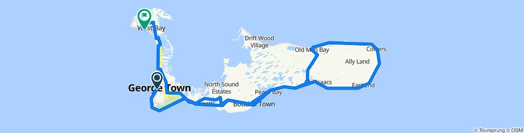 The Grand Cayman Race