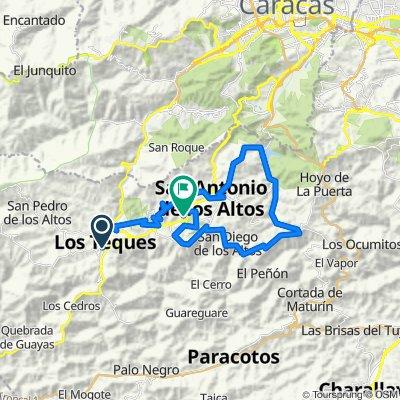 Vuelta Ciclista a Los Teques