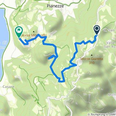 Giro a velocità lenta in Arcugnano