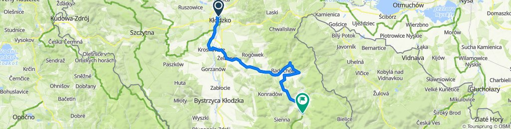 212_Klodzko - Stronie Slaskie, 45km
