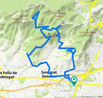 Esplugues de Llobregat Vall de Sant Feliu