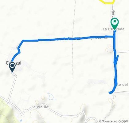 De Camino a La Vinilla, Quinta de Tilcoco a H-574 760, Quinta de Tilcoco