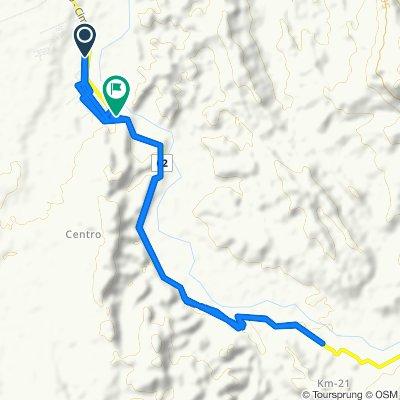 De Cimitarra a Carrera 3 3-11, Cimitarra