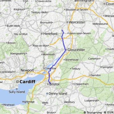Bristol to Malvern v3
