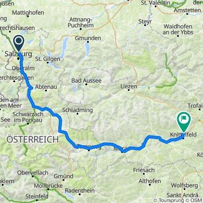 Bergheim - Obertauern - Kobenz