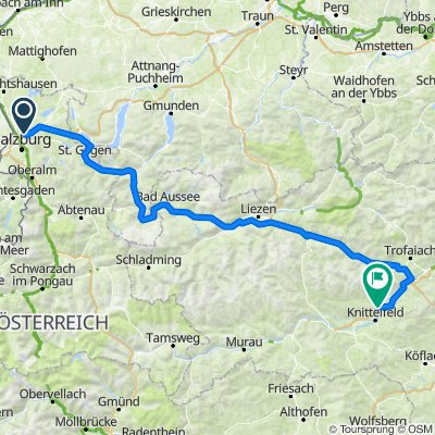 Bergheim - Hallstatt - Kobenz