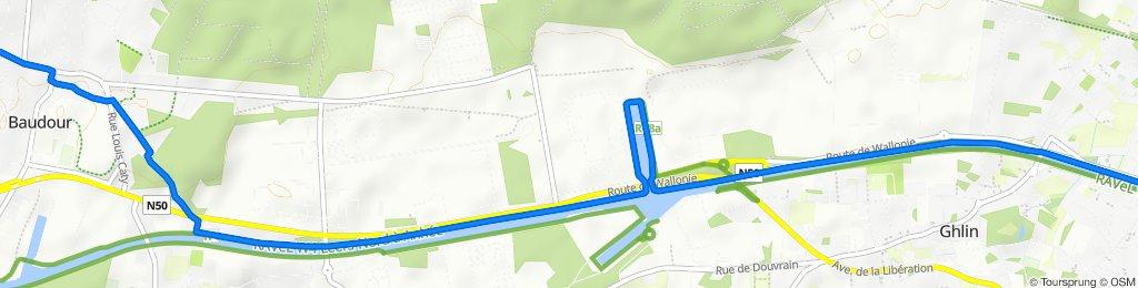 Visite rapide en Mons