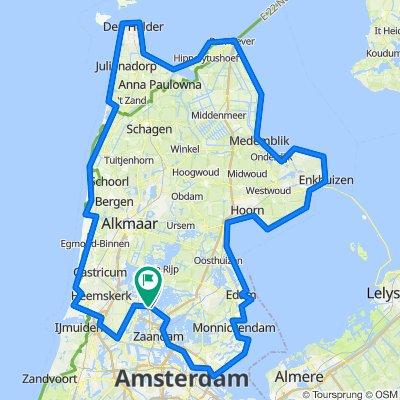 FVW Rondje Noord Holland