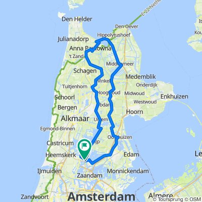 FVW Rondje Amstelmeer