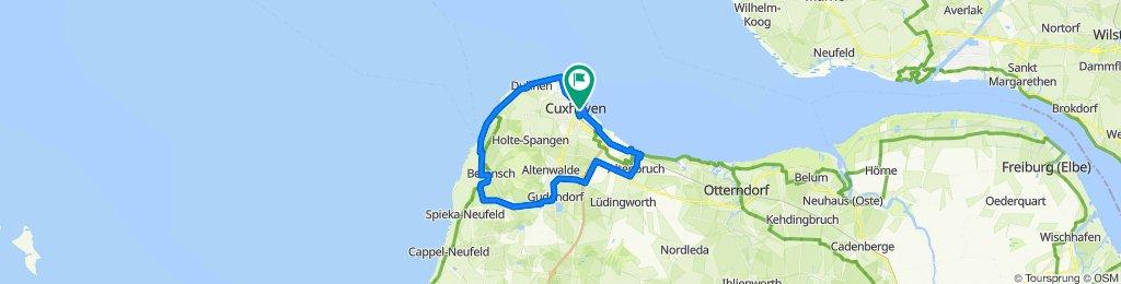 2020-05-14 Rund um Cuxhaven