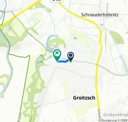 Neue Route