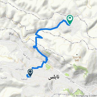 Nablus to 5715