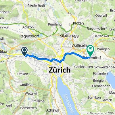 De Wagistrasse 14, Schlieren à Neugutweg 24, Dübendorf
