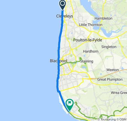 3 North Promenade, Thornton-Cleveleys to 4 Orchard Road, Lytham St Anne's