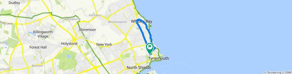 Brislee Avenue, North Shields to 19 Brislee Avenue, North Shields