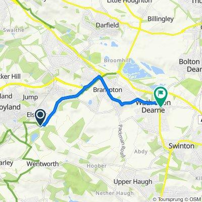 5 Wath Road, Barnsley to Dearneway, Rotherham