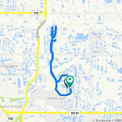 Isle Estates Route