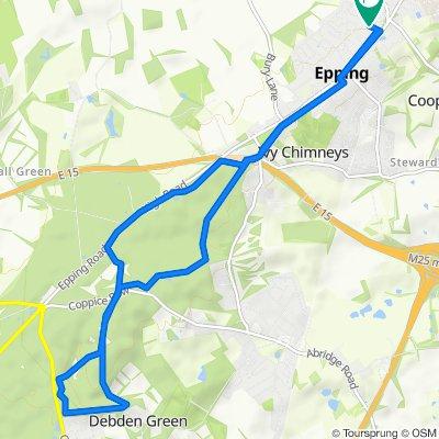 7 Homefield Close, Epping to 7 Homefield Close, Epping