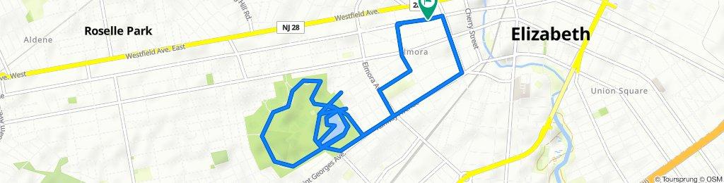 De West Grand Street 240-242, Elizabeth a West Grand Street 240-242, Elizabeth