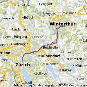Winterthur Zürich