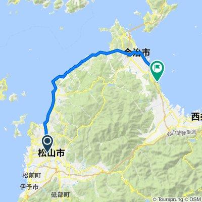 Matsuyama-Imabari