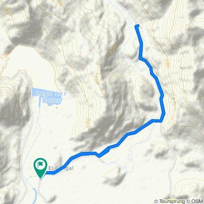 ruta cascada del leon