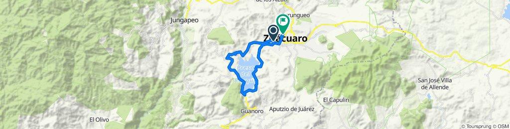 Vuelta a la Presa Zitácuaro