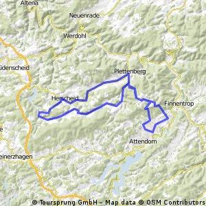 Ennest-Sonneborn-Herscheid-Plettenberg