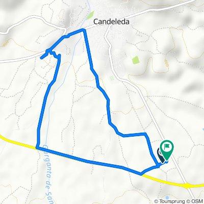 Ruta relajada en Candeleda