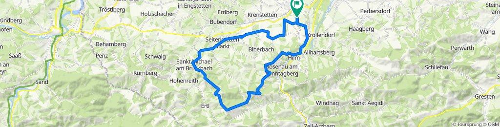 Adersdorf-St. Georgen-St. Michael-Seitenstetten-Biberbach