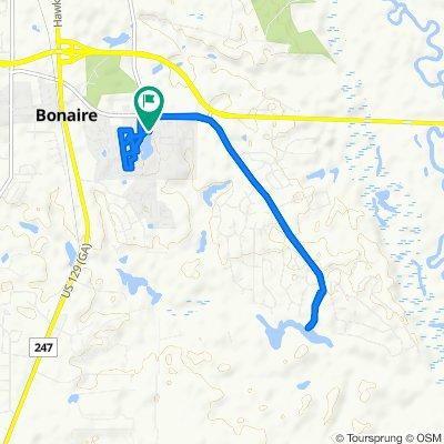 315 Chelsea Crossing, Bonaire to 315 Chelsea Crossing, Bonaire