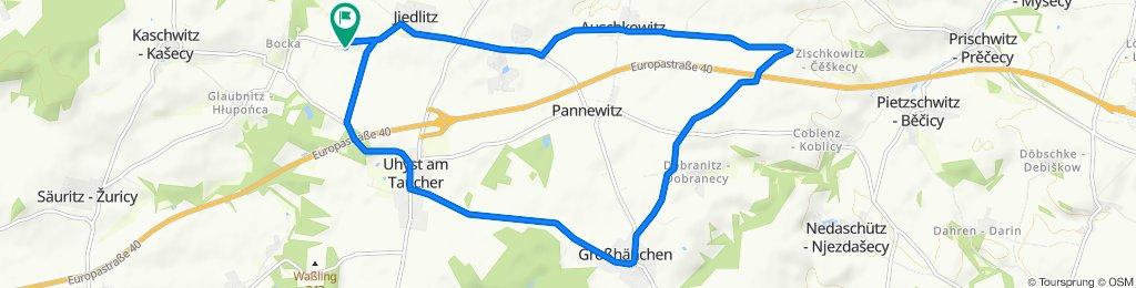Großhänchen-Dobranitz-Auschkowitz