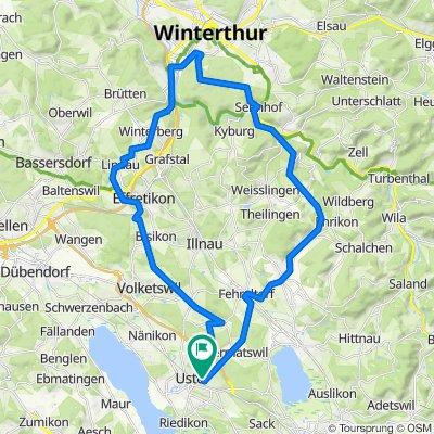 Bruderhaus - Neschwil - Runde