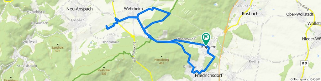 Wehrheim,Mun Depot, Dllingen