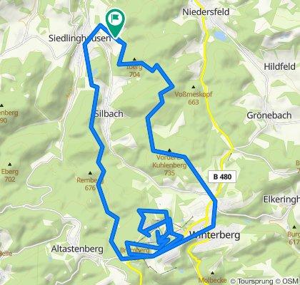 Siedlinghausen Winterbergtrails