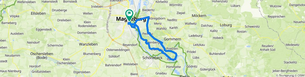 MD Domviertel - Pretziener Wehr - Umflutkanal