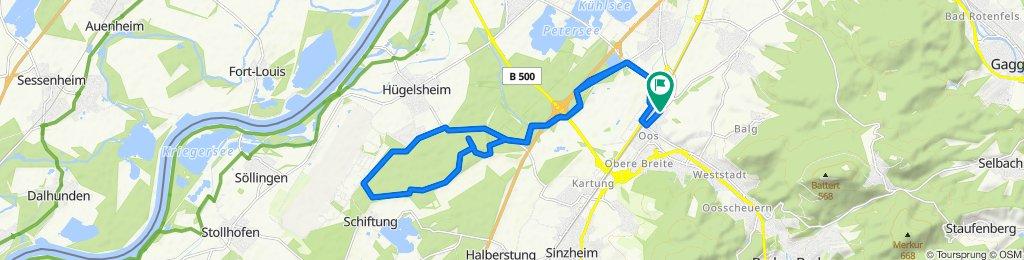 Kuppenheimer Straße 4, Baden-Baden nach Kuppenheimer Straße 4, Baden-Baden