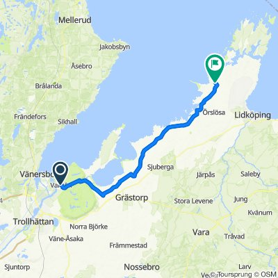 EMU Sweden 2020 Etappe 2