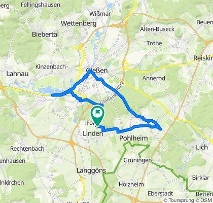 Schnelle Tour in Linden