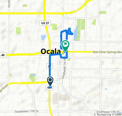 Easy ride in Ocala