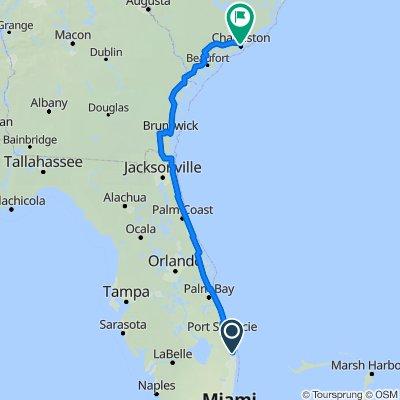 180–188 W Indian Crossing Cir, Jupiter to 71 Broad St, Charleston