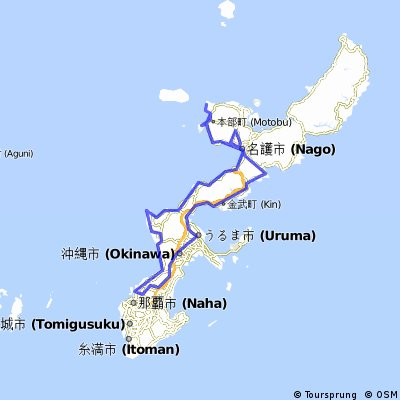 Project L&P, Okinawa 2010