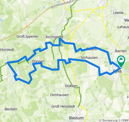 MTB-Tour_Syke-Harpstedt