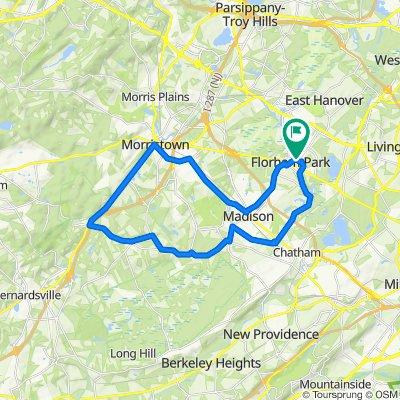 23 mile loop
