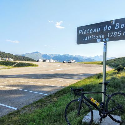 PLATEAU DE BEILLE (por Les Cabannes)