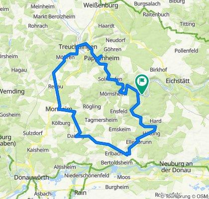 2020er Ronda per Gary: All about Altmühl-Tal