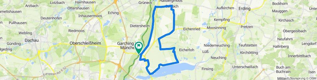 Gepflastertes Ackerland - Ganze Schleife