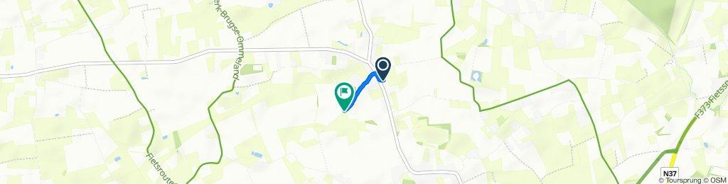 Bruggesteenweg 44, Ruiselede to Vlaagtweg 5, Ruiselede