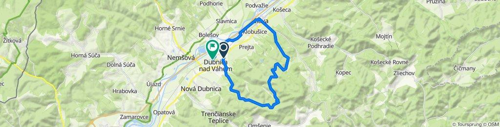 Rýchla jazda  Dubnica nad Váhom