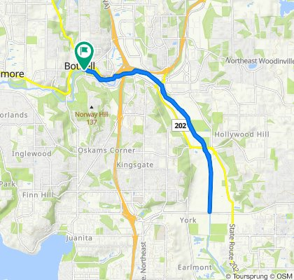 17865–17949 102nd Ave NE, Bothell to 17865–17949 102nd Ave NE, Bothell
